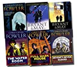 img - for Bryant and May Mystery Collection Christopher Fowler 6 books Set Pack (Full Dark House, The Water Room, Seventy Seven Clocks, Ten Second Staircase, White Corridor, The Victoria Vanishes) (Bryant and May Mystery Collection) book / textbook / text book