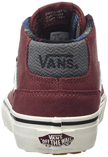 Mixte Marshamallowmte Madder Brown de Chaussures Chapman Rouge Mid Running MTE Enfant Vans q7YOw1n