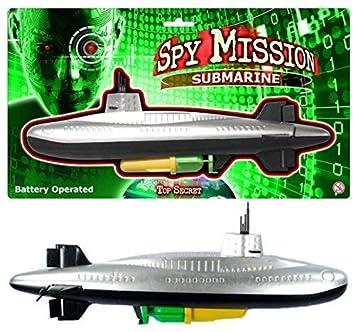 MIK funshopping Aufzieh U-Boot Auto Submarine