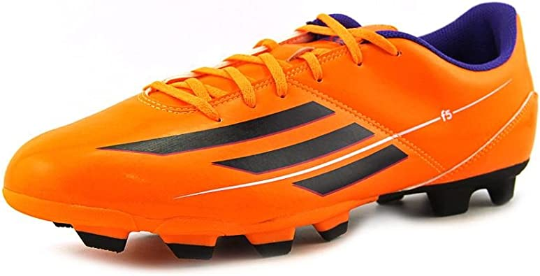 Adidas Performance F5 TRX Firm-Ground - Botas de fútbol para hombre