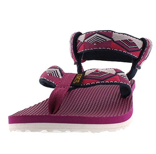 W's 724 outdoor et Raspberry sport Sandal Pyramid Original Teva femme Violett Sandales xfT4FWw