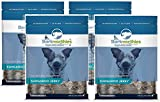 Barkworthies Kangaroo Jerky Treat (4 Pack), 4 oz