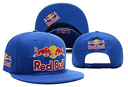 Image Unavailable. Image not available for. Color  Red Bull Snapback Hat ... 20c6d864adb