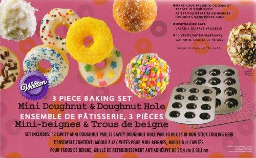 Wilton Piece Mini Doughnut Baking product image