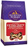 Old Mother Hubbard Classic Crunchy Natural Dog Treats, Extra Tasty Assortment Mini Biscuits, 20-Ounce Bag For Sale
