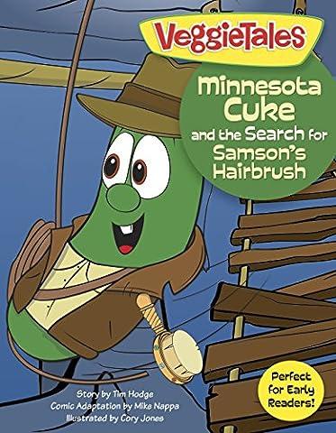 Minnesota Cuke and the Search for Samson's Hairbrush (VeggieTales) (Veggie Tales Hairbrush)