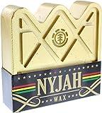 Element Skateboards Nyjah Huston Crown Gold Skate Wax