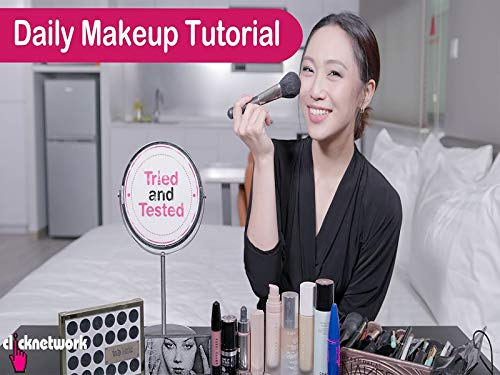 Daily Makeup Tutorial Tried And Tested -