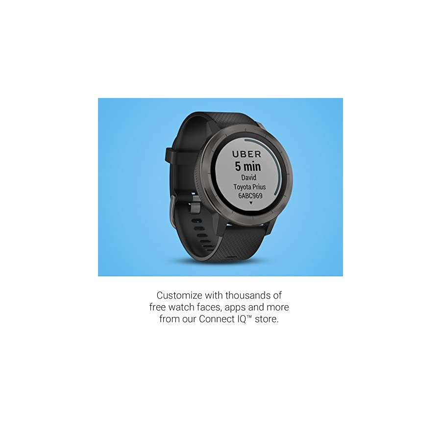 Garmin vívoactive 3 GPS Smartwatch (Certified Refurbished)