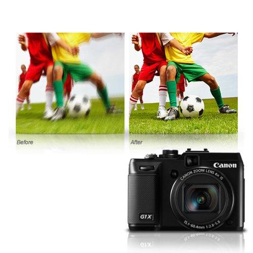 Canon PowerShot G1 X 14.3 MP CMOS Digital Camera