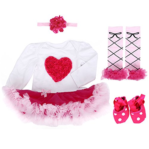 Baby Girl Valentine S Day Outfits Amazon Com