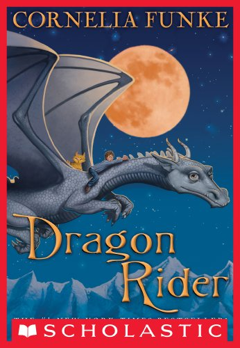 Dragon Rider Cornelia Funke ebook product image