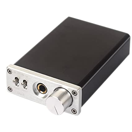 SMSL sApII tpa6120 a2 Big Power alta fidelidad amplificador Stereo Headphone Amplifier – Sliver