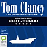 Front cover for the book Debt of Honor by Tom Clancy