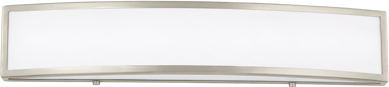 Sea Gull Lighting 4535591S-962 Medium LED Wall / Bath, Brushed Nickel durable modeling