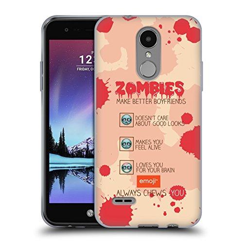 Official Emoji Zombie Boyfriend Halloween Parodies Soft Gel