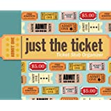 Just the Ticket: Ticket Stub Organizer