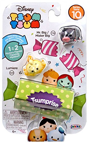 Tsum Tsum Disney Series 10 - Mr Big/Lumiere/Tsumprise