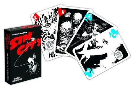 Amazon.com: Sin City jugando a las cartas: Toys & Games