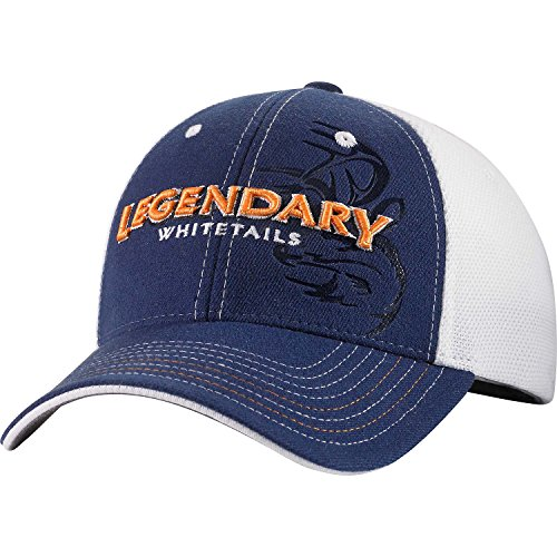 Legendary Whitetails All Pro Cap (Navy, Large)