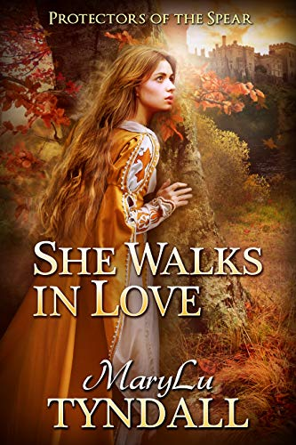 She Walks in Love (Protectors of the Spear Book 2) by [Tyndall, MaryLu]