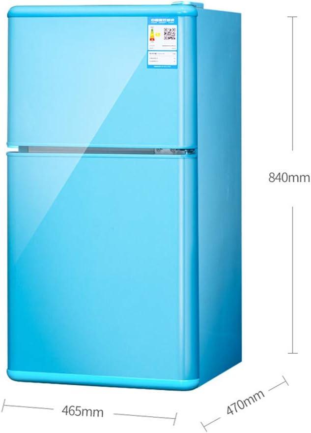 Office Desk ,Blue Bench top Cooler Wine Cooler Energy Grade A+ ++ Hotel Mini bar Bedroom STAR BABY 50L Standard Refrigerator Kitchen Table Pink Water Cooler