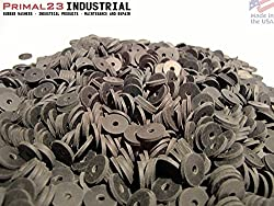 (100) Rubber Washers | 12 Od X 18 Id X 116 Inch | Rubber Washers | 18 Id | Neoprene