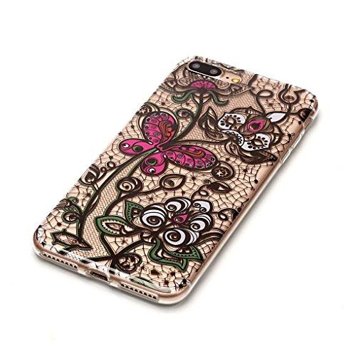 Amazon.com: iPhone 7 Plus Case, SATURCASE Ultra Thin Soft ...