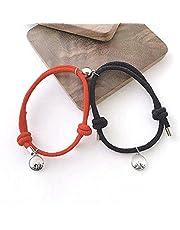 magnetic couples bracelet