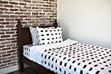 Beddy's Dash Zippered Bed Set (Bedding Mattress Cover, Sheets and Zipper Comforter All in One Set) (Twin)