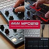AKAI Professional MPD218   Ultra Portable USB Bus