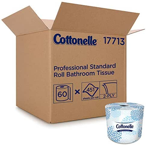 Toilet Paper: Cottonelle Professional