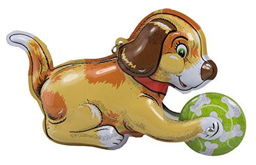 (Hallmark Classic Canine Tin Toys Vintage Dog Ornament)