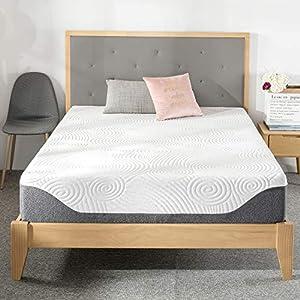 Best Price Mattress 12 Inch Premium Memory Foam Mattress, Pressure Relieving, Bed-in-a-Box, CertiPUR-US Certified, Twin