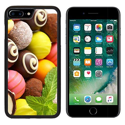 - MSD Premium Apple iPhone 7 Plus Aluminum Backplate Bumper Snap Case IMAGE ID: 28592451 Assorted chocolate truffles and fruit ganache pralines