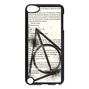 For Case Ipod Touch 5 Cover,Harry Potter Hard Snap-On For Case Ipod Touch 5 Cover