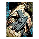 Fobus Tatical concealed carry 5cm Police Wide Belt ROTO Rotating Left Hand Tactical Holster for Glock 17, 22 / Smith… 8