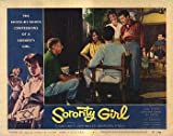 "Sorority Girl - Authentic Original 14"" x 11"" Movie Poster"