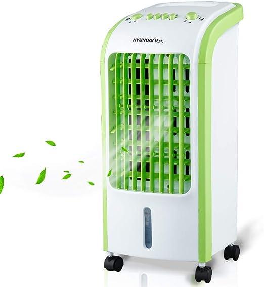 ZHOU Ventilador de Aire Acondicionado móvil Ventilador de Aire ...