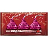 Kisses Holiday Milk Chocolate Filled with Cherry Cordial Creme, 10-Ounce Packages (Pack of 4)