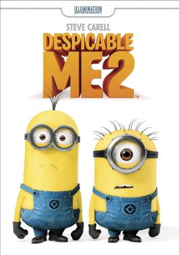 DVD : Despicable Me 2