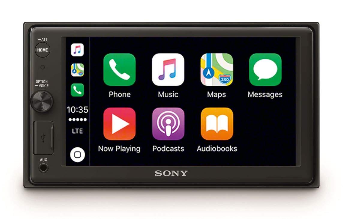 CarPlay für 200 Euro nachrüsten? Schau Dir die Sony Media Receiver an!