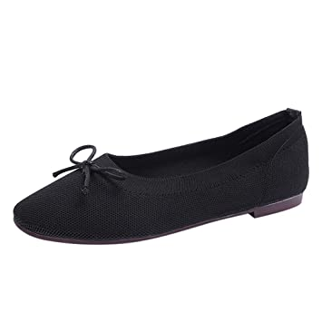 c2703fcc3c195 Amazon.com: Spring Sales!Hot Classic Casual Pointed Toe Ballet Flats ...