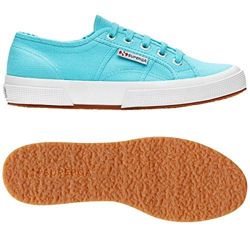 Superga Adulto Unisex Sneaker – Cotu Classic Turquoise 2750 a7FqwSa8