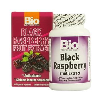 Amazon.com: NUEVO – Bio Nutrición Negro de frambuesa ...