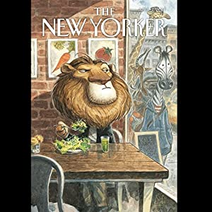 The New Yorker, April 7th 2014 (Evan Osnos, Jonathan Lethem, James Surowiecki) Periodical