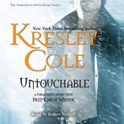 Untouchable: Immortals After Dark, Book 8