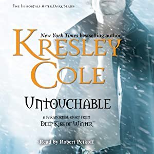 Untouchable: Immortals After Dark, Book 8 Audiobook
