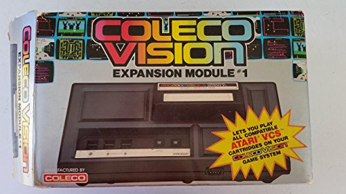 ColecoVision Expansion Module #1 to Play Atari VCS ()