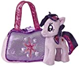 Aurora World My Little Pony Twilight Sparkle Cutie Mark Carrier